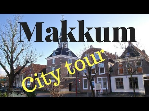 Makkum, Friesland, The Netherlands and The Holle Poarte (beach resort) GoPro