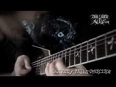 Gravity Falls Opening - METAL - THEoneNILS