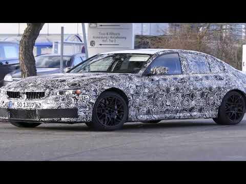 [HOT NEWS] New 2020 BMW M3 codenamed G80 revealed