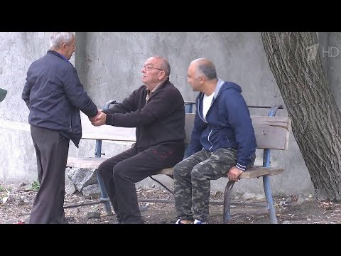 Репортаж из грузинского села, где бок о бок живут и дружат азербайджанцы и армяне.