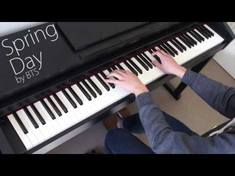 [Piano Cover] 'Spring Day' by BTS