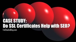 does an ssl certificate https help with seo and search engine rankings