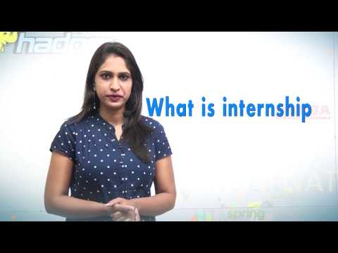 why INTERNSHIP is important..?||Benefits of Internship