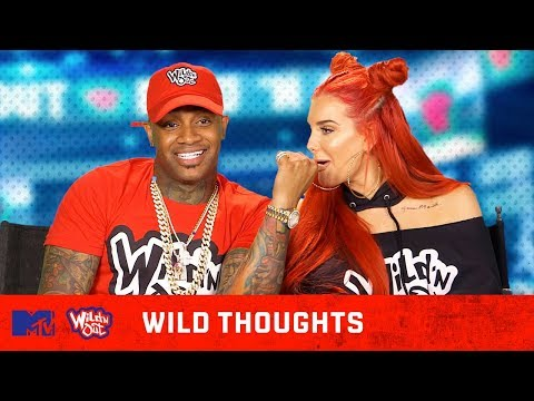 Justina Valentine & Conceited Gone Wild 馃敟 | Wild 'N Out | #WildThoughts