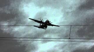 Ejercito del Aire - Avion CASA CN-235 en Getafe