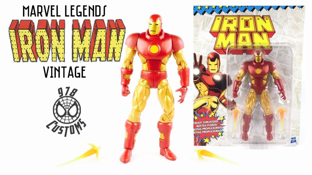 Vintage Iron Man