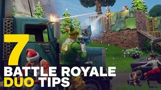 7 Best Fortnite Duo and Squad Tips for Battle Royale
