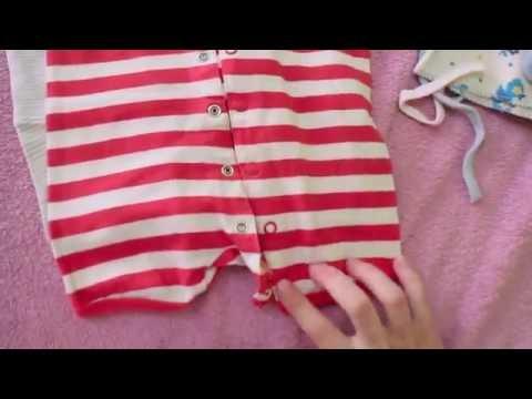 Одежда для новорожденного мальчика(Лето)