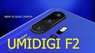 Umidigi F2 Обзор 4 тыльные камеры Android 10 5150 Mah батарея и отличная цена