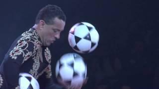 Rafael De Carlos (Cuba) Juggling - 16th International Circus Festival City of Latina