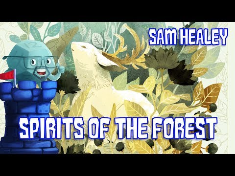 Spirits of the