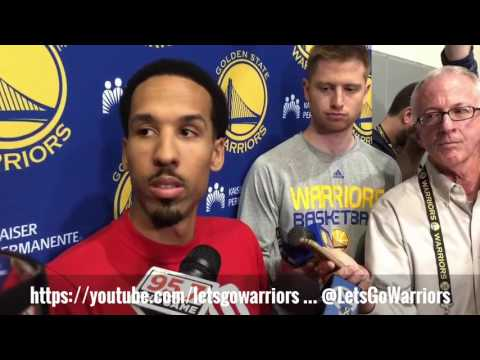 SHAUN LIVINGSTON, Golden State Warriors media availability, 2 days after