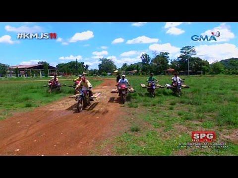 Kapuso Mo, Jessica Soho: Habal-habal drag race in Bukidnon