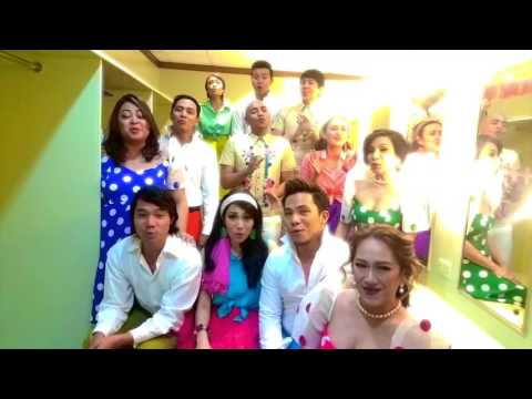 Kumukutikutitap - The Company and The Ryan Cayabyab Singers