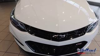 Chevrolet Cruze Redline walkaround video