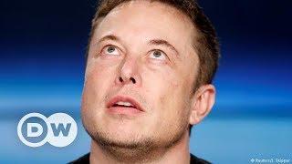 Elon Musk'a dolandırıcılık davası - DW Türkçe