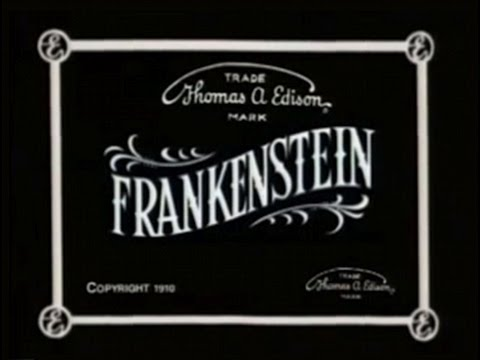 Frankenstein (1910) [Silent Movie]