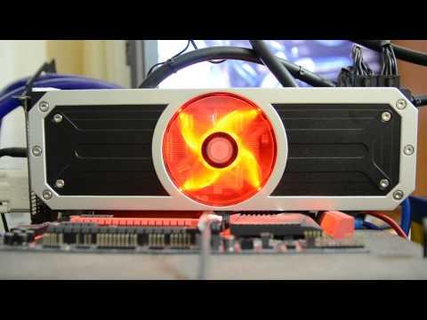 AMD Radeon R9 295X2 dual-GPU Graphics Card, 500W TDP and $1500   Geeks3D