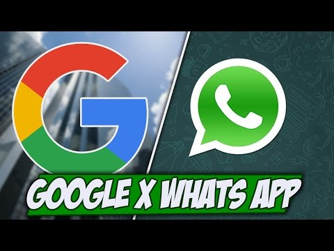 Google x Whats App Será que tem chance?  - Gamervlog