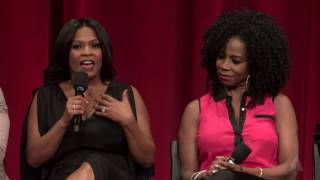boyz n the hood 25th anniversary nia long on working with laurence fishburne