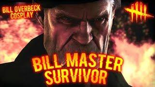 BILL MASTER SURVIVOR - Bill Overbeck Cosplay - Dead By Daylight