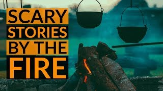 NoSleep By the Campfire (Cryptid Stories, Ghost Stories) | Mr. Davis