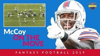 LeSean McCoy to the Chiefs Upsets Fantasy Football Draft Ranks