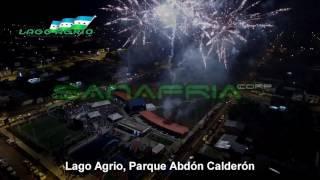 sanafria   fiestas lago agrio 2016