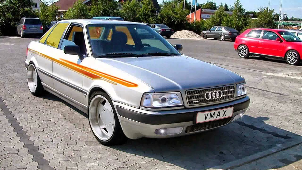 audi 80 b3 tuning cars youtube. Black Bedroom Furniture Sets. Home Design Ideas