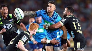 Sonny Bill Williams: Offload King