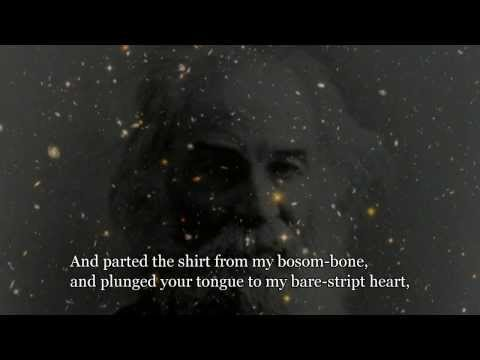 excerpts from SONG OF MYSELF by Walt Whitman, set to music.