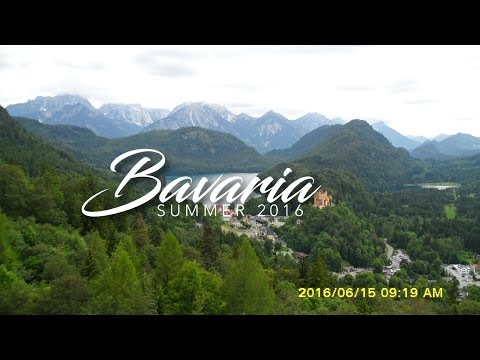 Bavaria: Munich, Neuschwanstein + More