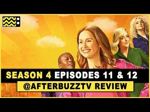 Download Unbreakable Kimmy Schmidt Season 4 Episodes 11 & 12 Review & After Show
