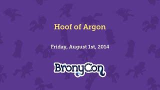 Hoof of Argon