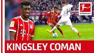 Kingsley Coman - FC Bayern München's French Wonderkid