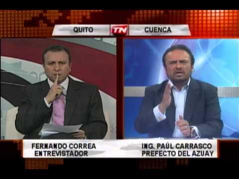 Ing. Paúl Carrasco
