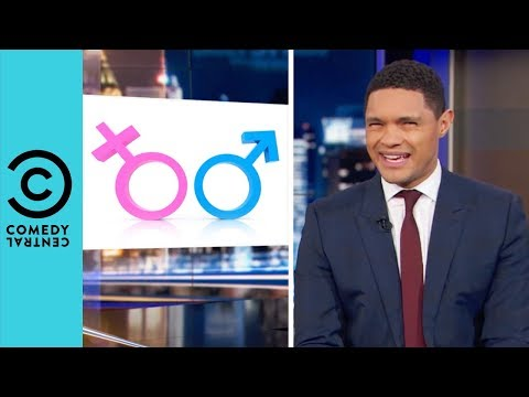 Is the Gender Wage Gap on the Mend? | The Daily Show With Trevor Noah