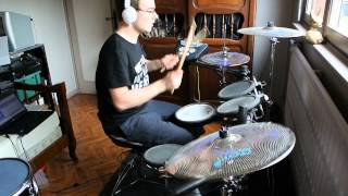 Blink 182 - Pretty Little Girl - Drum Cover