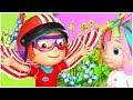 دنيا روزي   حلقات كاملة   العمل الجماعي للأطفال   Stories for children in Arabic