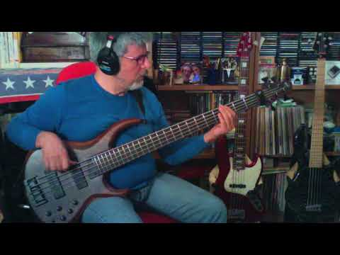 Sunny (Bobby Hebb) Boney M Version (1976) My Personal Bass Cover With MTD 535-24