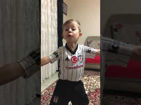 Yavru kartal.Beşiktaş marşı