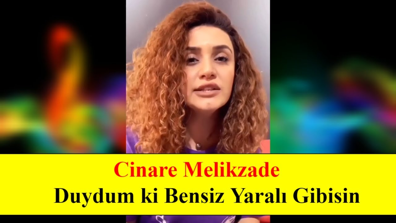 Cinare Melikzade Duydum Ki Bensiz Yarali Gibisin Grup Roj Cover Youtube Youtube