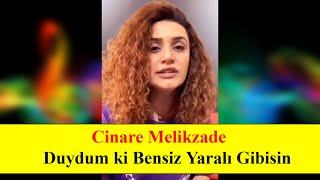 Cinare Melikzade - Duydum ki Bensiz Yaralı Gibisin (Grup Roj cover)