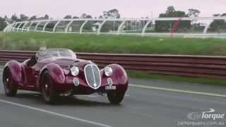 CarTorque Series 2 - Alfa Romeo 6C Spider 2300 MM & 6C 2500 Berlinetta