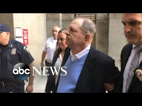 Harvey Weinstein due in court to face new allegations | ABC News