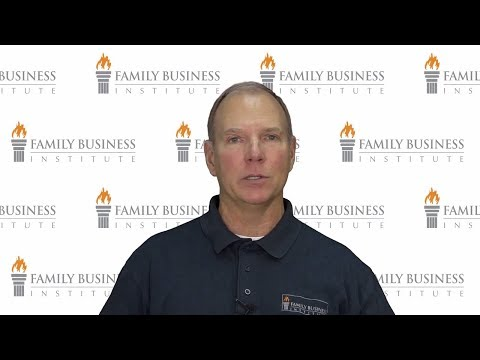 The Missing Piece In Succession Planning For Family Businesses