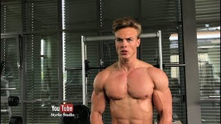 German Fitness Model Hagen Richter Styrke Studio