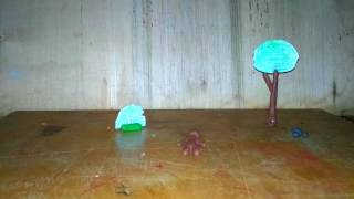 Мультик з пластиліну''Виживання''(1 серія)