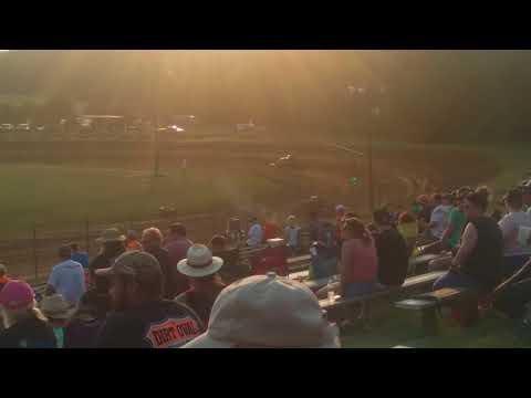 Sprint Car Heat 3 Paragon Speedway