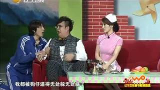 柳岩护士装演小品《大腕来袭》   2013辽宁春晚